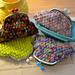 Faux Bobble Bag pattern