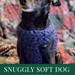 Snuggly Soft Dog Harness pattern