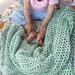 Mansfield Blanket pattern
