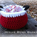 Sugar Rush Basket pattern