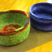 Felted Bowls pattern