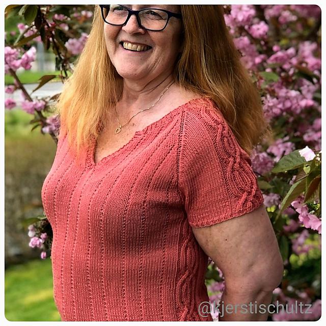 Aurelia tskjorte