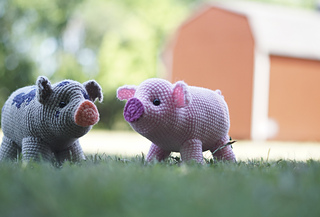 Adorable Crochet Along Pig [FREE Pattern + Video Tutorial] - The ... | 217x320