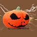 Amigurumi Pattern Big halloween pumpkin / Amigurumi Anleitung Großer Halloween Kürbis pattern