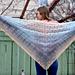 #06 Turquoise Lace Shawl pattern