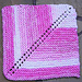 Reverse Miter Dishcloth pattern