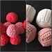 Bonbons Fraise et Marshmallow pattern