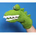 Crocodile Hand Puppet pattern