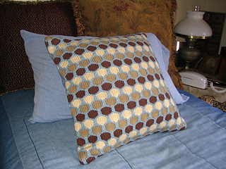 Big Dotty Pillow