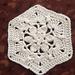 Daphne Crocheted Hexagon pattern