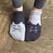 Kitty Ankle Socks pattern