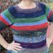 Adventuresome Pullover pattern