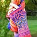 Namaste Mitts pattern
