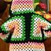 Hexagonal Hooded Cardigan pattern