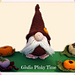 Pumpkin Gnome pattern