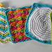 Glamour Cotton Washcloth Collection pattern