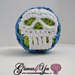 "Skull ""Shake, Rattle, & Roll"" Toy pattern"