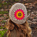 Spring Blossom Slouchy Hat pattern