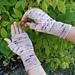 Ricochets mitts pattern