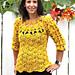Tina ~ Mae Crochet Tunic pattern