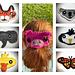 Face Mask 'Buddies' Or Appliqués Part 2 pattern