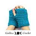 Easy Wrist Warmers pattern