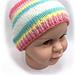 Basic Baby Beanie pattern