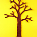 Tree Applique pattern