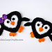 Penguin Applique pattern