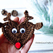 Reindeer Applique pattern