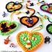 Halloween Hearts pattern