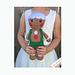 Amigurumi Gingerbread Boy pattern