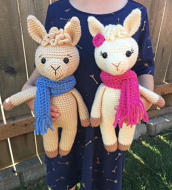 Lovely Lola the Llama – Amigurumi Pattern - Amigurumi Crochet ... | 640x580