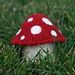 Myriads of Mushrooms pattern