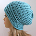 Hanna- A Reversible Soft and Lofty Hat pattern