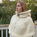 Hooded Poncho Brittaney pattern