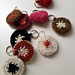 From scarf to keyholders pattern