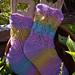 Willow Sock pattern