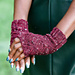 Budloe Night Fingerless Gloves pattern