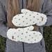 Winter mittens pattern