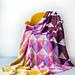 Origami Blanket pattern