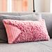 Plush Plunge Pillow pattern