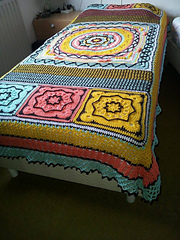 120 x 240 cm  single bed spread