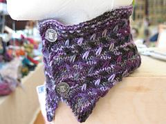 The stitch pattern