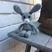 Critter Hollow Rabbit pattern