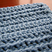 Textured Stripes Dishcloth pattern