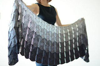 Triangle Waves pattern by Ririko