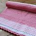 Phoebe's Crossover Blanket pattern