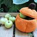 Pumpkin basket pattern