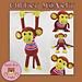 Cheeky Monkey pattern